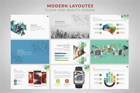 powerpoint  keynote templates    charts