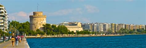 travel guide to thessaloniki greece 39 s hippest city