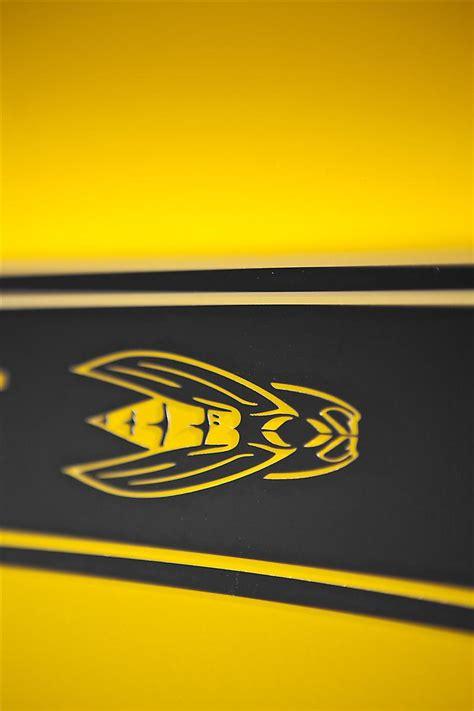 2012 Dodge Challenger Srt8 392 Yellow Jacket Images Photo
