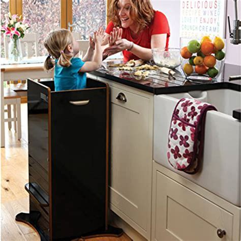 Kitchen Helper Tower Canada by Platforms And Step Stools For In The Kitchen Kitchn