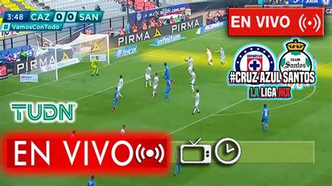 Mientras que los laguneros consiguieron clasificar a. En Vivo: Cruz Azul vs Santos En Vivo | 📺 TUDN Jornada 1 ...