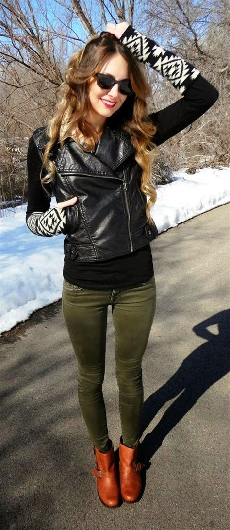 hot winter outfit ideas