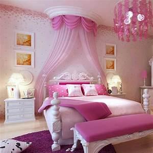 Awesome Deco Chambre Romantique Rose Contemporary Seiunkel Us ...