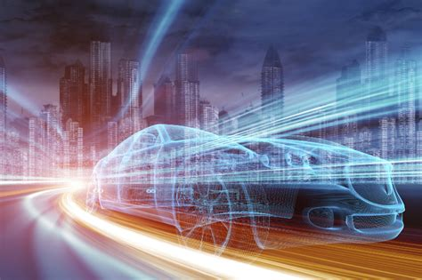 Infographic: Examining the future of car technology ...