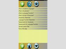 App Shopper Academic Language in PE Secondary Education