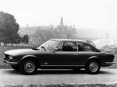 Peugeot 504 Coupe by Peugeot 504 Coup 233 V6 Ti