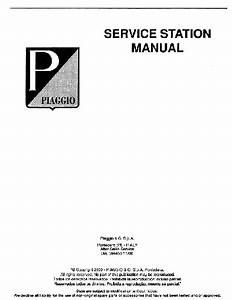 Piaggio Typhoon 125 Service Manual Download