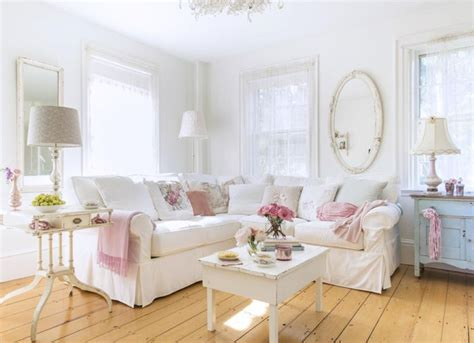 Best Shabby Chic Living Room Furniture : Tips to Decorate