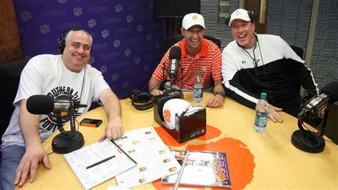 photo gallery mark packer   dabo swinney jim