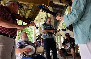 Bill Knowlton's 42nd Annual Bluegrass Ramble Picnic at ...