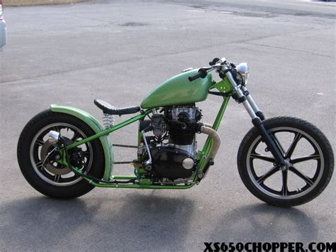 Bobber Motorcycle : Xs 650 Bobber Motorcycle Warehouse At It Again