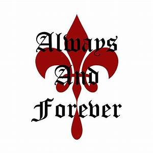 Always And Fore... Mikaelson Symbol