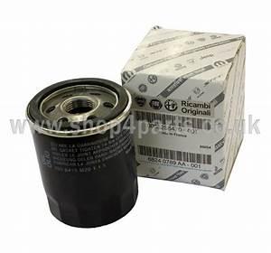 Fiat 500 1 2 8v Oil Filter 55256470