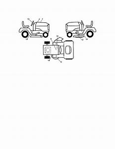917 289900 Craftsman 26 Hp 54 Inch Automatic Lawn Tractor