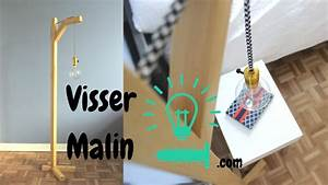 Comment Fabriquer Une Lampe : comment fabriquer une lampe sur pied avec un liteau ep21 youtube ~ Medecine-chirurgie-esthetiques.com Avis de Voitures