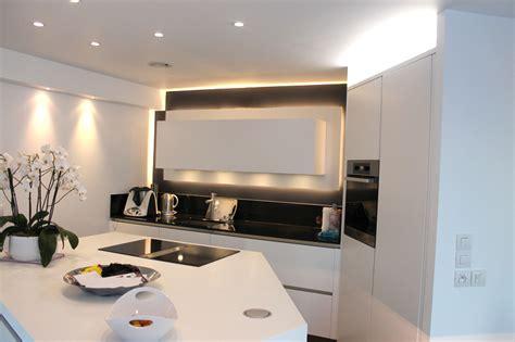 eclairage bar cuisine cuisine lineaquattro sur mesure