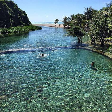 Río Y Playa Los Patos Barahona Lugares Rep Dom