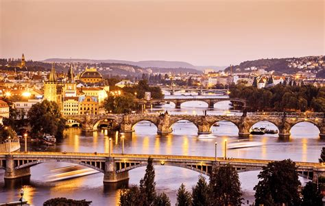 cheap prague break  nights  spa hotel flights