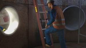 Confined Spaces - Permit Required Training Video
