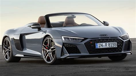 Audi Cars by Wallpaper Audi R8 V10 Spyder 2019 Cars 4k Cars Bikes