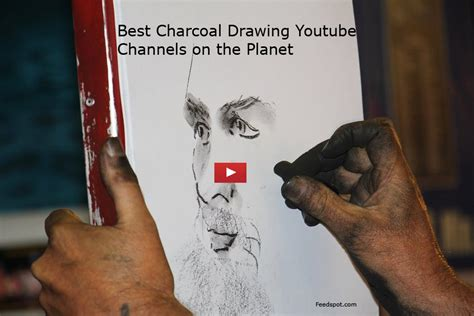 top  charcoal drawing youtube channels  follow
