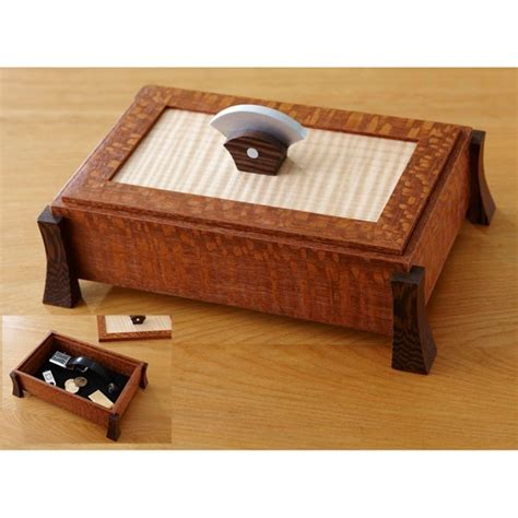 keepsake box woodworking plan woodworkersworkshop