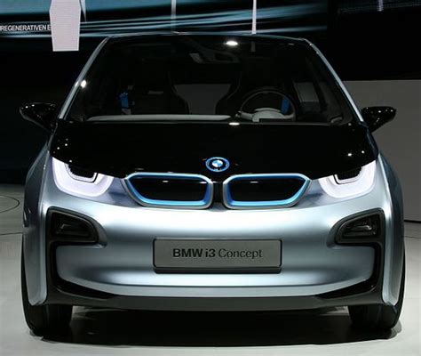 Will The Bmw I3 Be The First Car To Drive Itself?