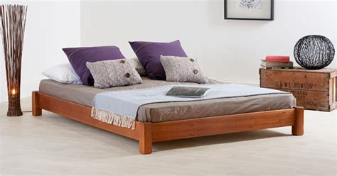 Low Platform Bed (no Headboard)  Get Laid Beds
