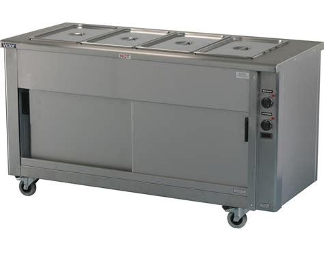 Victor Manufacturing Ltd Sceptre Bains Marie Hot Cupboard