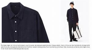 Magasin Muji Paris : le petit guide des chemises d contract es ~ Preciouscoupons.com Idées de Décoration
