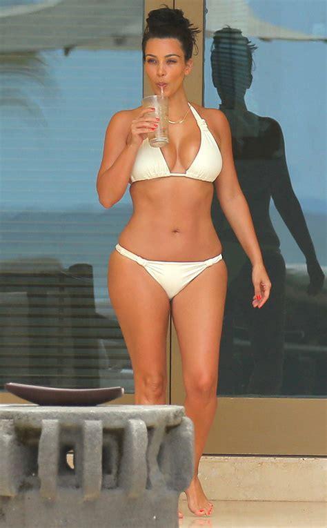 Now Thats Bodacious See Kim Kardashian S Nipple Baring Look Ghbase Com