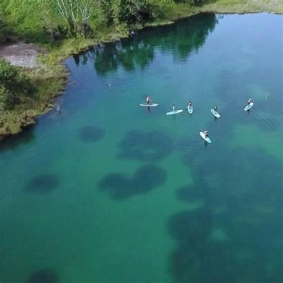 Brunei Wisata Darussalam Yang Lugu Kamu Lake