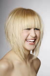 Freche Frisuren Mittellanges Haar Gallery