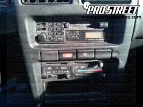 Nissan Sentra Stereo Wiring Diagram Pro Street