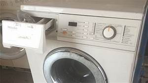 Miele Waschmaschine Novotronic W820 : m ele novotronic w 986 wcs repair 95 39 c cleaning wash youtube ~ Michelbontemps.com Haus und Dekorationen