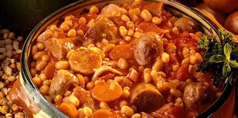 cuisiner un cassoulet cassoulet espagnol recette
