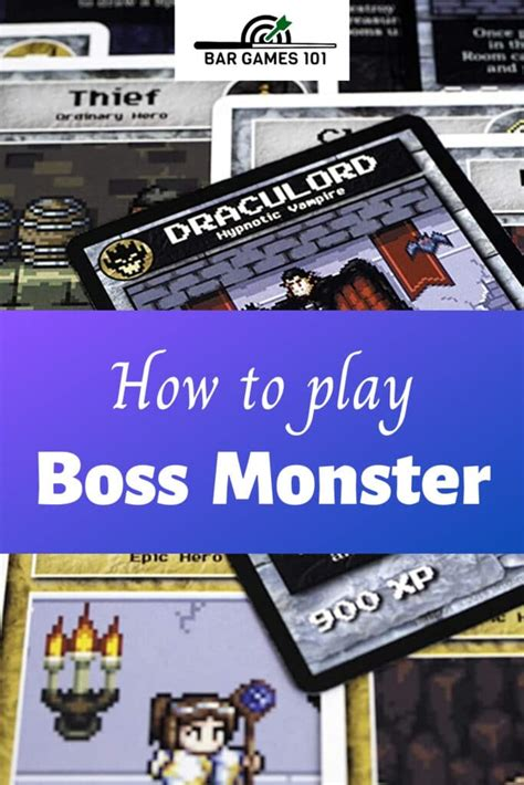 The coolest thing about boss monster: Boss Monster Card Game: Overview, Instructions and Review