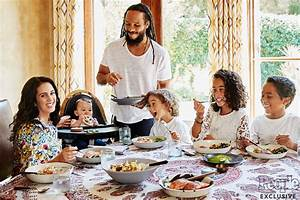 Ziggy Marley: How My Wife and I Blend Our Jamaican and