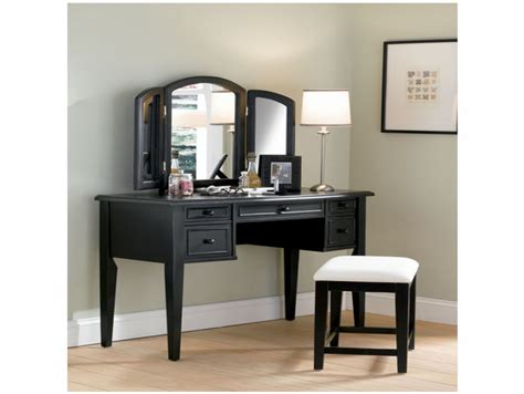 Vanity Table With Lighted Mirror Makeup Lights Bedroom