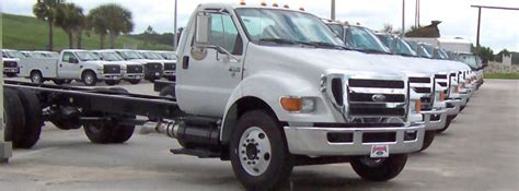 Ford Commercial Truck Dealers