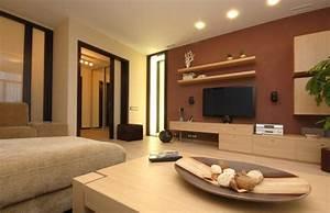 Photo Peinture Salon : peinture salon marron 28 id es magnifiques pour l 39 int rieur ~ Melissatoandfro.com Idées de Décoration