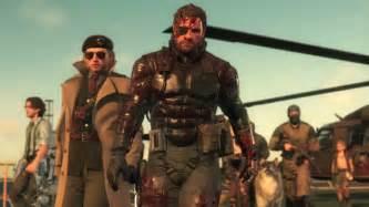 Mgsv The Phantom Pain Wallpaper Official Mgsv Tpp Launch Trailer Metal Gear Solid V The Phantom Pain Eu Pegi Konami