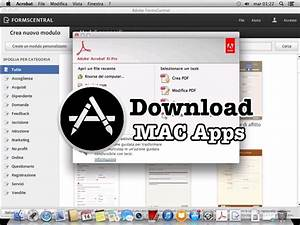 Adobe acrobat xi professional mac os x macintozh com for Adobe acrobat standard for mac free download
