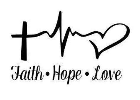 Faith hope love file download now ... in 2020 | Faith hope ...