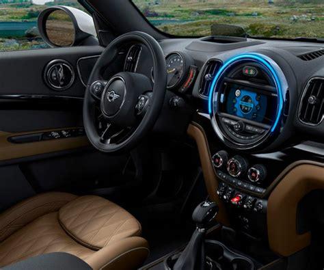 2019 Mini Interior by All New Mini Countryman Vs The Competition Braman Mini