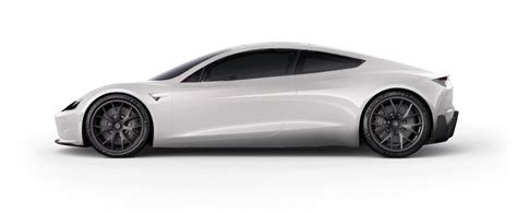 Tesla Roadster in colors