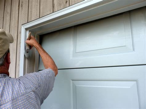 painting garage door how to paint a garage door in 7 simple steps