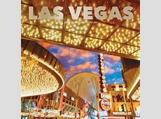 Las Vegas 2019 7 x 7 Inch Monthly Mini Wall Calendar with