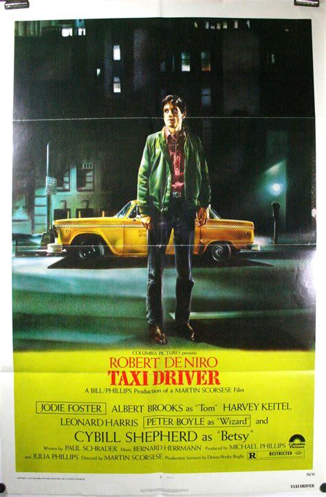 taxi driver robert de niro harvey keitel martin
