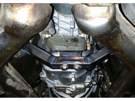 bde zx  polyurethane transmission mount